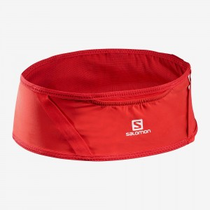 Pas Biegowy Salomon Unisex PULSE BELT - Red
