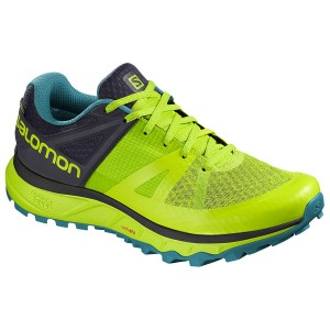 Buty Do Biegania Salomon TRAILSTER GTX Acid Lime/Graphite/Hydro