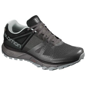 Buty Do Biegania Salomon TRAILSTER GTX Magnet / Black / Quarry