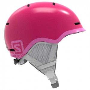 Kask Salomon GROM - Glossy Pink