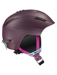 Kask Salomon ICON² - Pinot Noir
