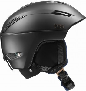 Kask Salomon ICON² C.AIR - Black