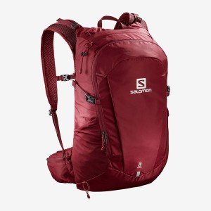 Plecak Trekkingowy Salomon TRAILBLAZER 30 - RED CHILI