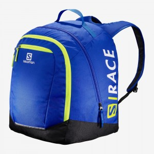 Plecak na buty SALOMON ORIGINAL GEAR BACKPACK race blue
