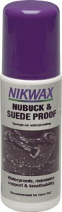 NIKWAX Impregnat do nubuku i zamszu 125ml